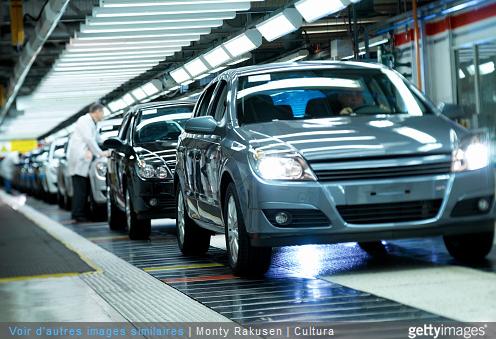 Les avantages du laser dans l'industrie automobile.