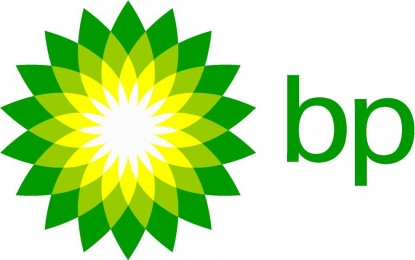 La société pétrolière BP