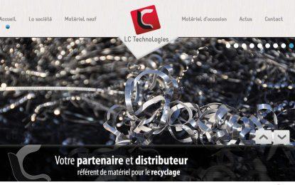 Zoom sur LC Technologies, spécialiste en traitement des déchets