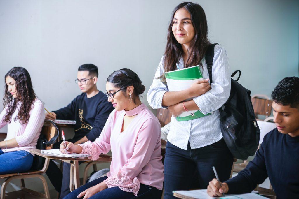 total foundation étudiants